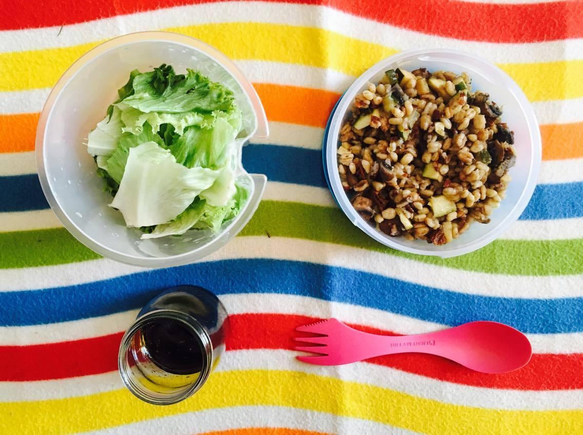 Selbstgekochtes zum Lunch mitnehmen – hilfreiche Tipps & leckere Rezepte