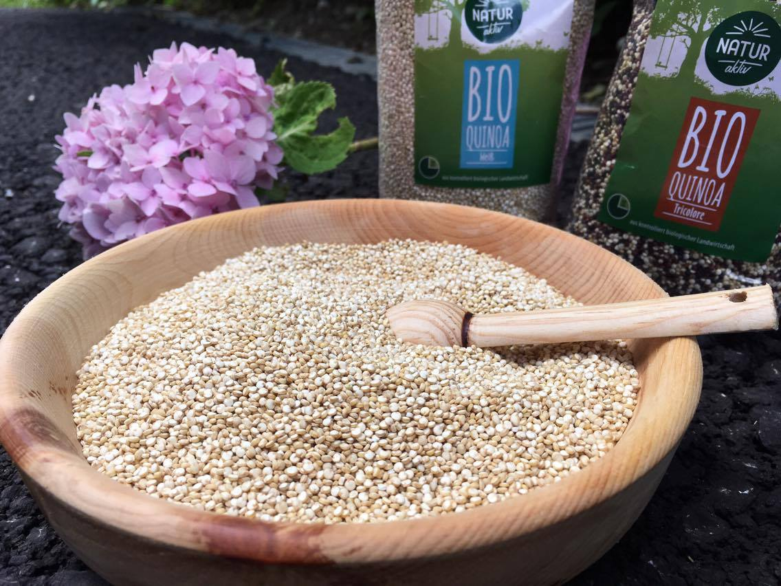 Quinoa – nährstoffreiches Pseudogetreide & Proteinbombe