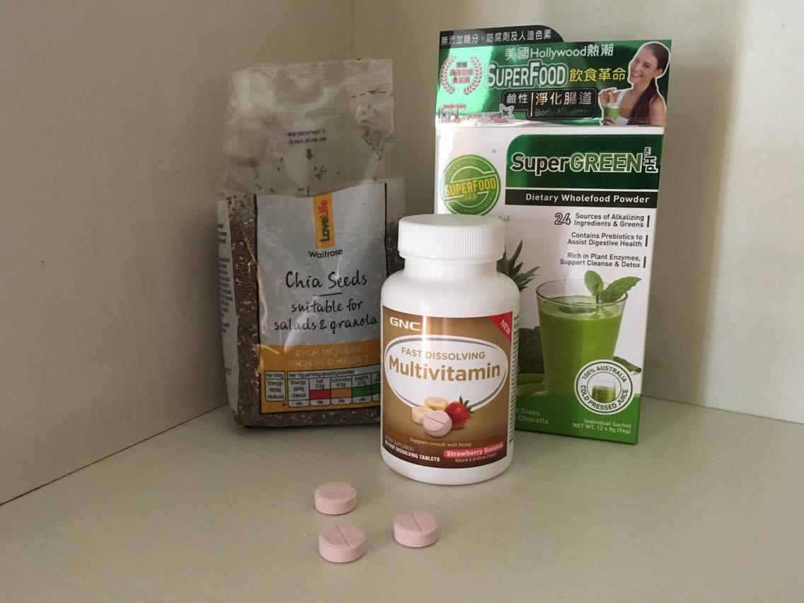 Pulver & Co. – Notlösung zur Vitaminzufuhr auf Reisen