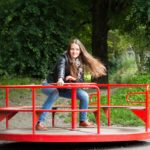 Karussell am Spielplatz - wenn sich das Leben zu schnell dreht