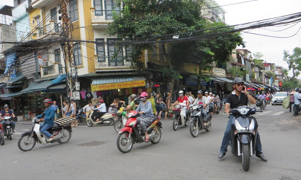 Reisebericht Vietnam - Mopeds & Reisfelder?