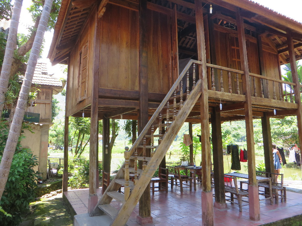 Homestay in Vietnam