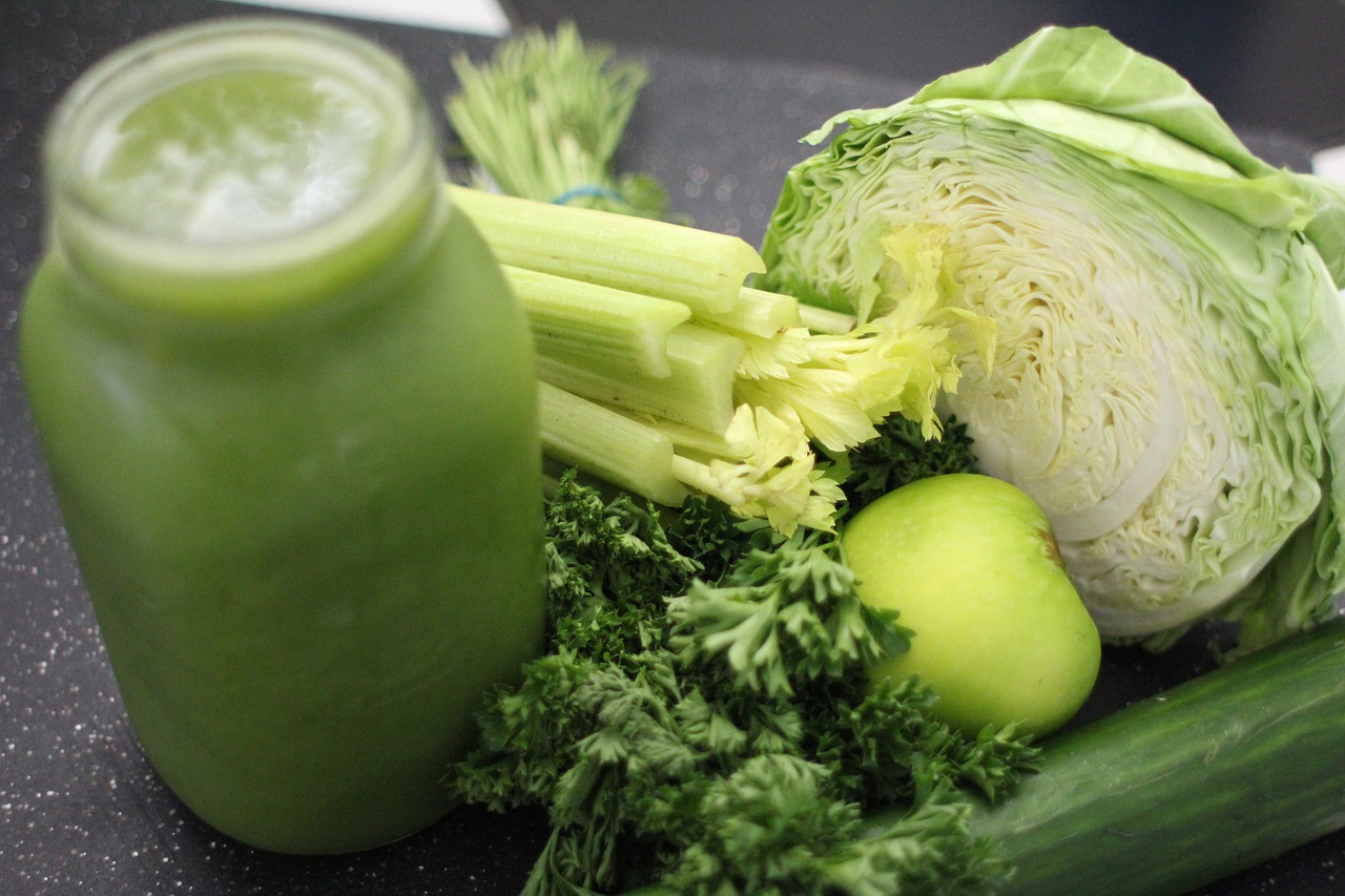 Green Smoothies Winter Variante