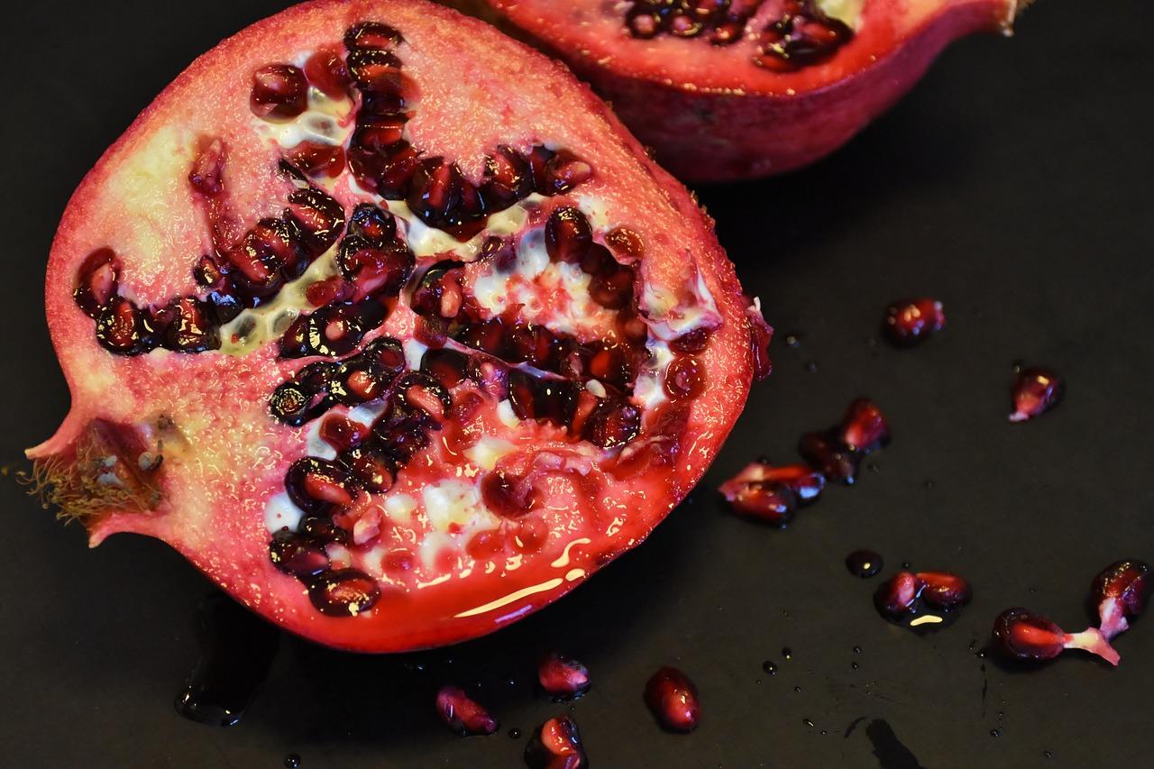 Superfood Granatapfel | Bild von Pixabay